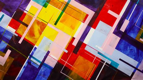 abstract lines colorful hd artist  wallpapers images