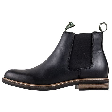 barbour mens boots barbour farsley mens chelsea boots in black