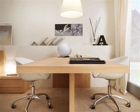 desk for 2 36 inspirational home office workspaces that feature 2