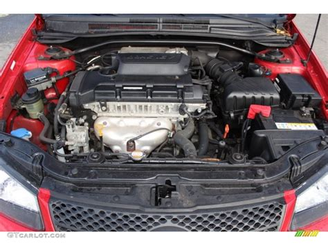 2007 Kia Spectra Engine 2008 Kia Spectra 5 Sx Wagon Engine Photos Gtcarlot