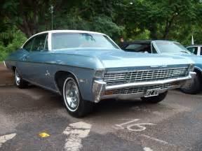 1968 impala ss car interior design