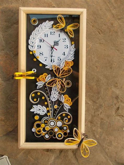 quilling clock tutorial 17 best images about quilling on pinterest quilling