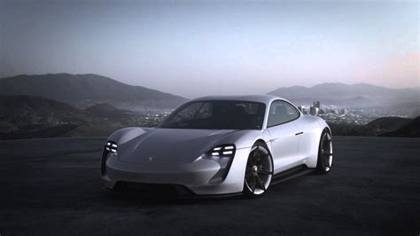 porsche mission e wallpaper porsche mission e concept official video youtube