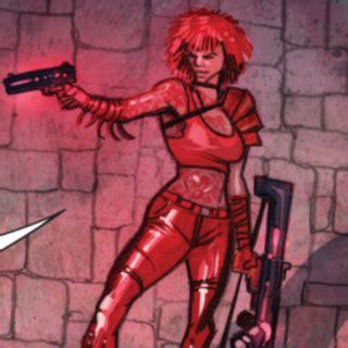 rose tattoo comics character comic vine