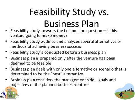 feasibility study template small business feasibility study