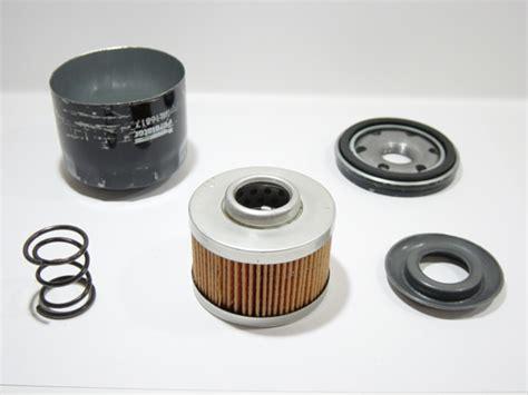 Oli Filter Mobil Escape 3000cc filters exposed purolator