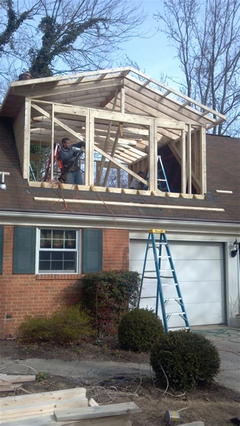 Adding Dormers To A House dormer addition omni construction company