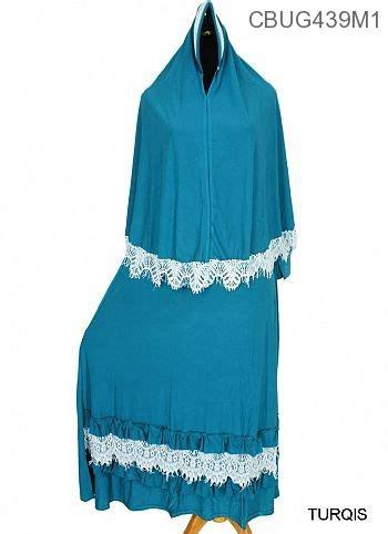 gamis set jilbab jersey renda aira gamis muslim
