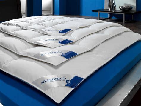 Hochwertige Bettdecken by Hochwertige Daunendecken Und Kissen B 246 Hmerwald