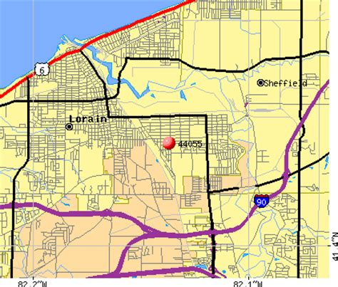 map of lorain ohio 44055 zip code lorain ohio profile homes apartments