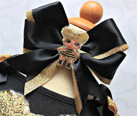 queen bee lol surprise doll tutu set queen bee lol