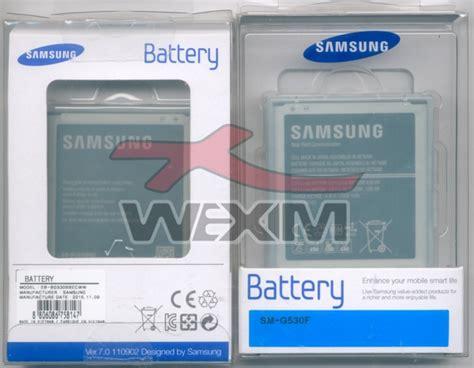 Konektor Lcd Samsung Grand Prime G530 G531 G532 Original batterie samsung galaxy grand prime d origine 19 50 wexim