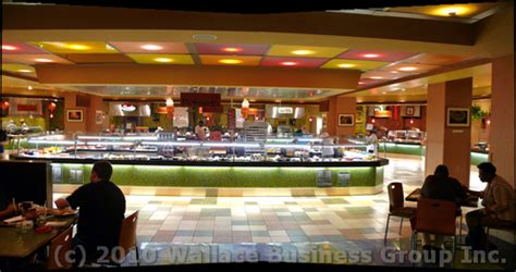 Seasons Harvest Buffet At Turningstone Is A Bit Of A Turning Casino Buffet