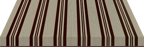 awning fabric 120 colorado shade sunesta awnings brown 120
