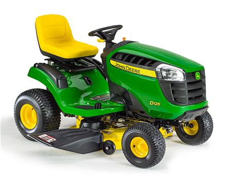 deere d100 series lawn tractors and sons