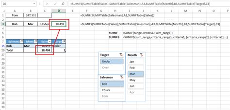 tutorial excel sumif how to use sumif sumifs in excel excel bytes expert