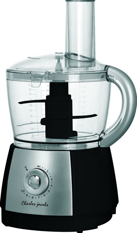 charles powerful food processor blender grinder