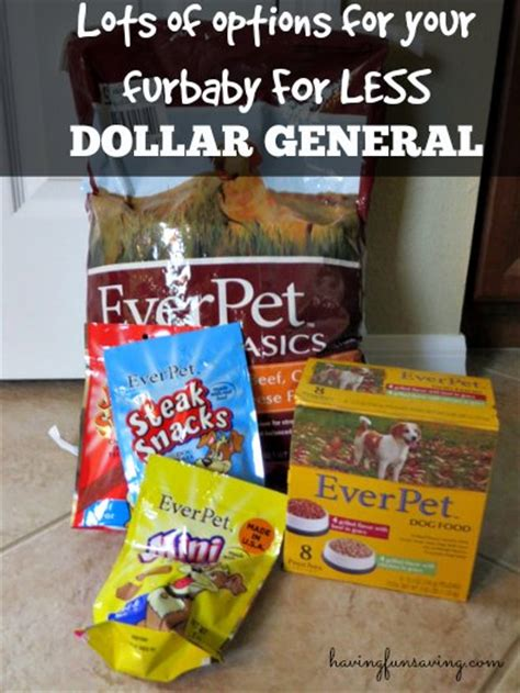 everpet food quality pet food for less get everpet at dollar general