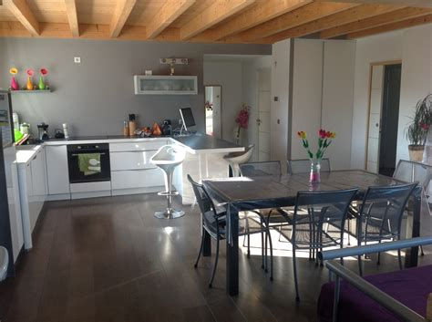 salon salle a manger cuisine johan je cherche 224 am 233 nager mon espace cuisine salon