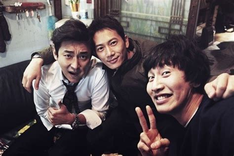 so ji sub running man guest joo ji hoon and ji sung to join lee kwang soo on quot running