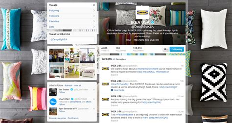 profile design company inc profile inspirations for the big 4 social networks