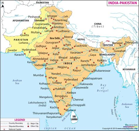 0004490967 carte routiere indian subcontinent بھارتی فوج نے کنٹرول لائن پر آزاد کشمیر کے جنگلات میں آگ