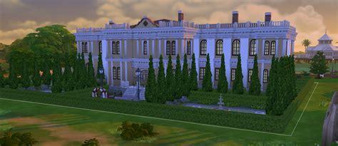 Simple Houses mod the sims chateau de lorraine