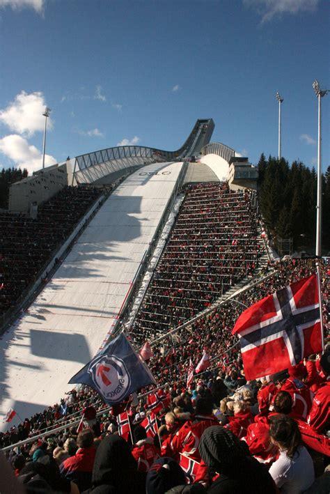 oslo bid for the 2018 winter olympics
