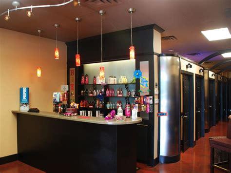 tanning salon layout design attrezzature per solarium estetica360