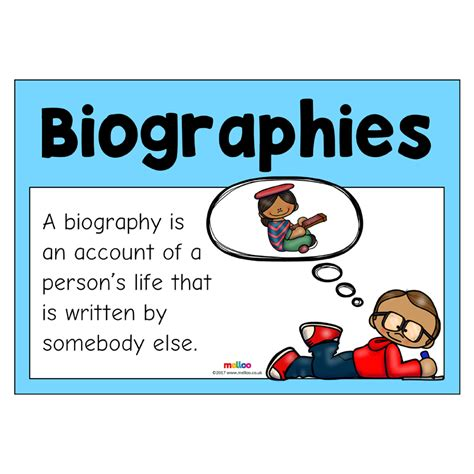features of biography powerpoint biographies english ks2