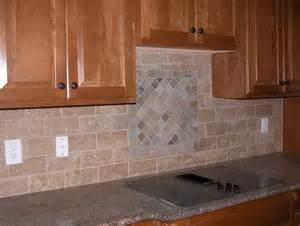 brick tile backsplash kitchen home design ideas tiles for