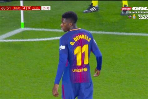 ousmane dembele highlights 2017 individual highlights archives gqbuzz