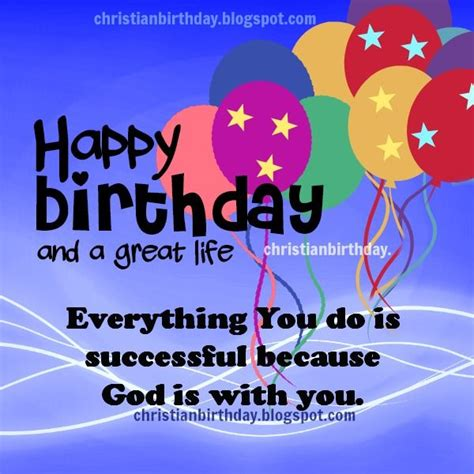 Happy Birthday Wishes In Christian Happy Birthday Religious Happy Birthday A Long And