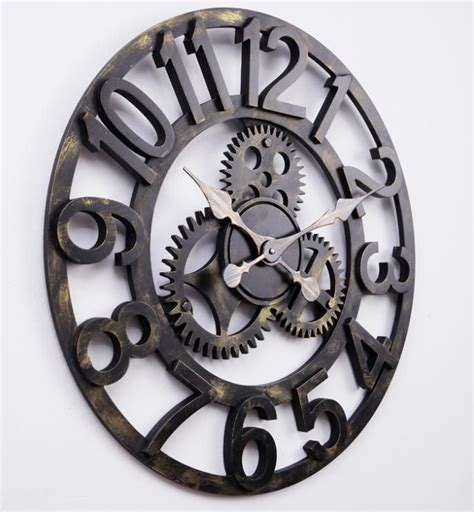 cool face clock favorite places spaces pinterest best 25 large wall clocks ideas on pinterest large