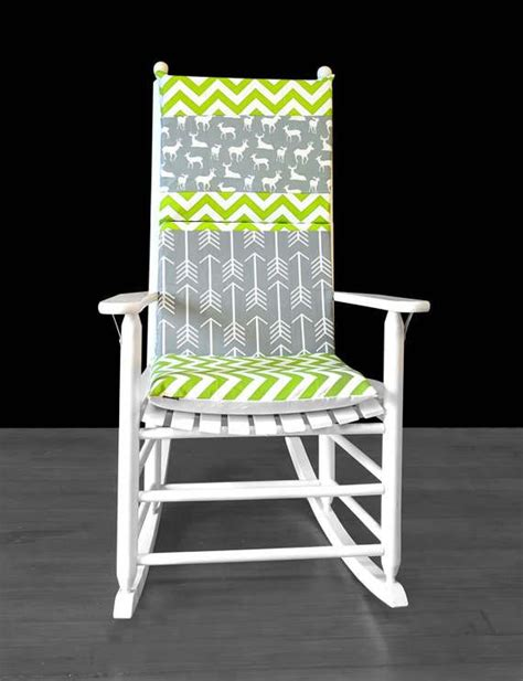 Glider Chair Cover by 1000 Ideas About Rocking Chair Covers On