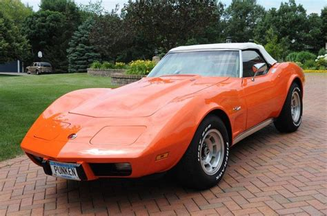 sell used 1975 chevy corvette sport coupe l82 4 speed in coldwater ohio united states 1975 chevrolet corvette l82 convertible corvette u s a 1 corvette chevrolet