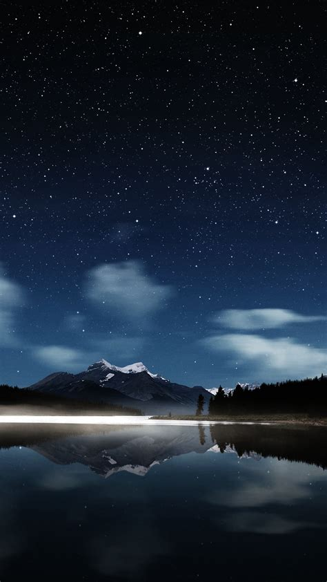 wallpaper android landscape landscape night wallpaper sc smartphone