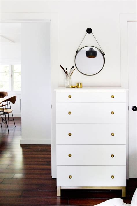 Malm Dresser Hack by Ikea Tarva Cottage Bedroom Dutch Boy Gray Whisper