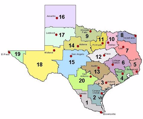 school districts in texas map texas lista news from the latinx perspective