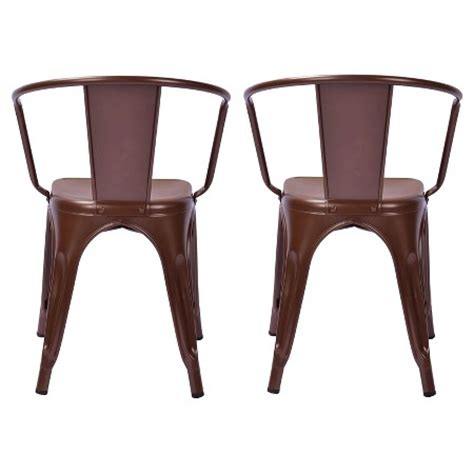 Carlisle Dining Chair Set Of 2 Carlisle Metal Dining Chair Metal Set Of 2 Target