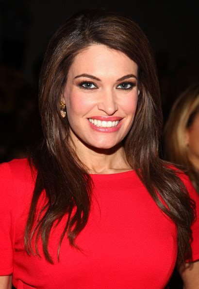 do fox anchors wear hair extensions kimberly guilfoyle red dress