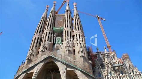 Sagrada Familia, Barcelona, Catalonia, Spain: Royalty free