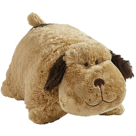 puppy pillow pet puppy pillow pet 18 inch large plush puppy stuffed animal pillow
