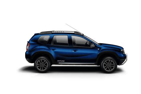 renault duster 2016 renault duster explore edition 2016 lands in south