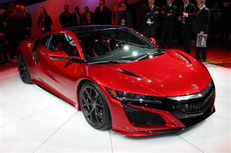 2017 acura nsx news and specs united cars united cars