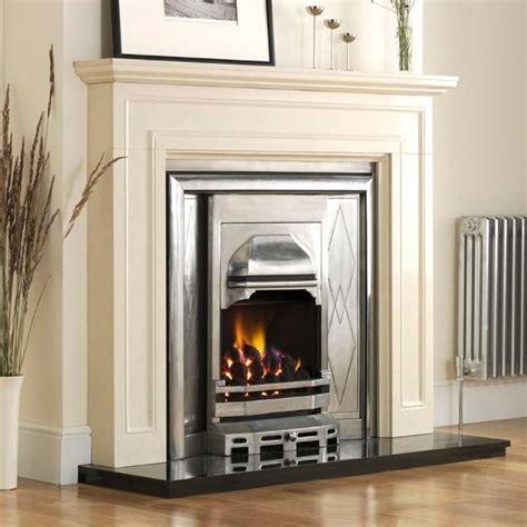 jesmond integra cast iron fireplace insert edwardian
