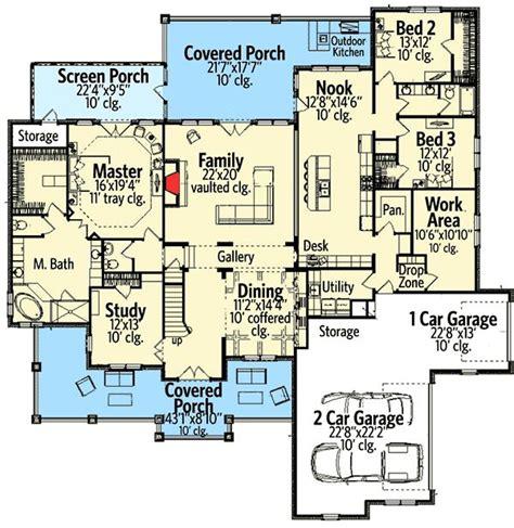 5 Bedroom Farmhouse Floor Plans best 25 stone house plans ideas on pinterest modern