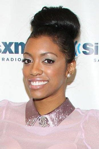 porsha real housewives hair reality stars best beauty looks buns the high and beauty