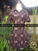 Dress Batik Tulis Kuning 01 tas laptop eksklusif acara rapat dirjen perhubungan udara