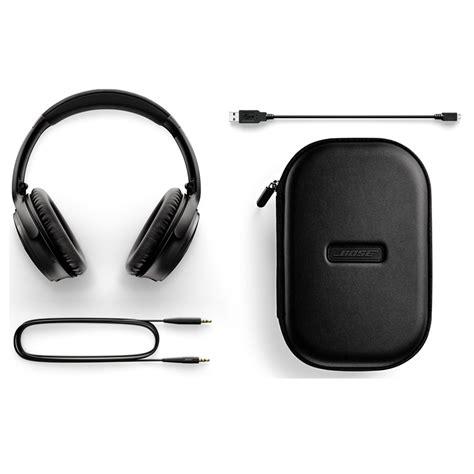 ebay qc35 bose qc35 headphones black bluetooth noise cancelling